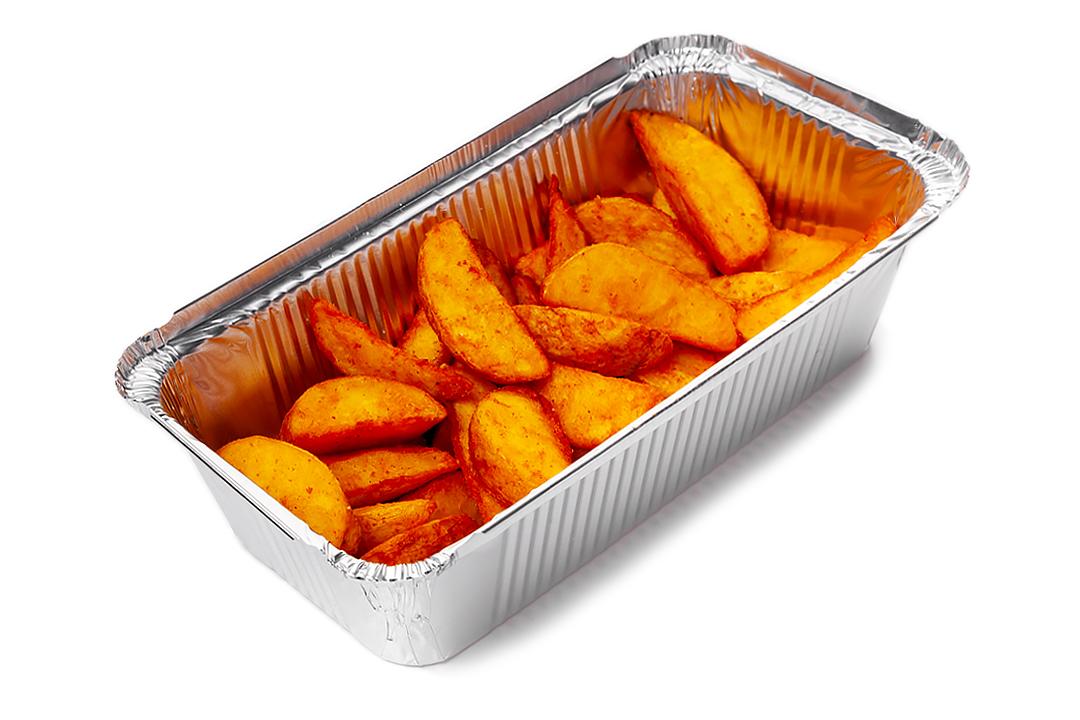 Картофель из печи